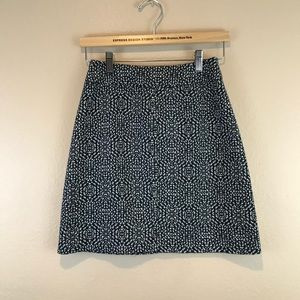 H&M womens a line mini skirt size 4